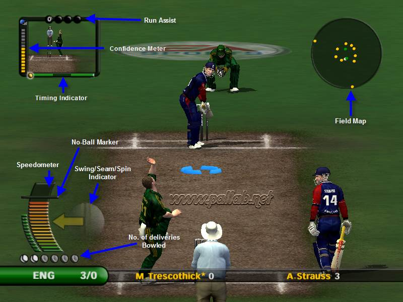 EA Sports Cricket 2007 My Impressions