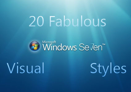 Windows 7 : Themes and Visual Styles