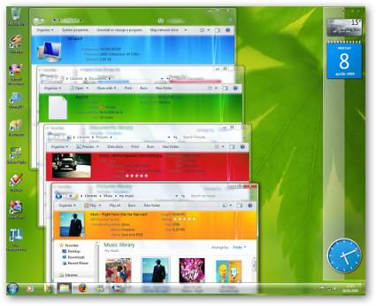 Aero Hilled Windows 7 Theme