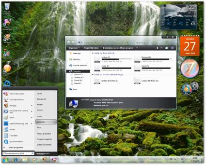 Lumens Windows 7 Theme