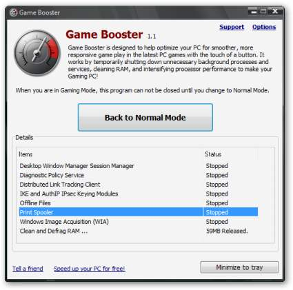 Boost Your Games Frame Rate with Game Booster