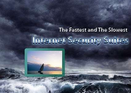 The Lightest and Fastest Internet Security Suite