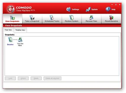 Comodo-Time-Machine-Windows