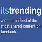Find Out What's HOT On Facebook With ItsTrending And Like Button