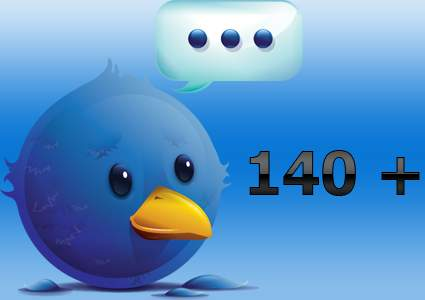 How to Tweet More than 140 Characters
